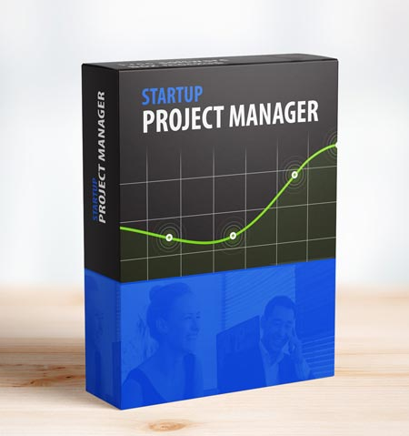 startup project software